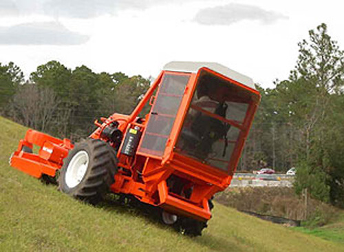 Megaslopemaster The Largest Commercial Land Clearing